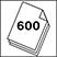 600 sayfa
